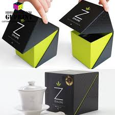 unique boxes tea packaging boxes awesome retail packaging design triangle