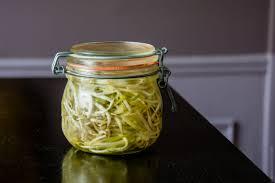 comment cuisiner les pousses de soja envie de fraîcheur et de pousses de soja en pickles