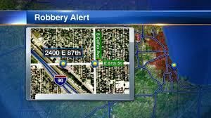 Bus Map Chicago by Police Cta Bus Riders Targeted For Robberies In South Chicago