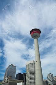 revolving restaurant stock photos pictures royalty free revolving restaurant calgary tourist attraction with dramatic revolving restaurant for theose city views editorial