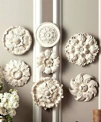 Country Chic Wall Decor Awesome Shabby Chic Medallions Wall Art