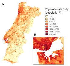 Africa Population Map by Worldpop Case Studies