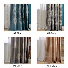 compare prices on embroidered curtain panel online shopping buy