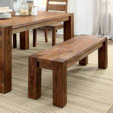 wooden kitchen furniture wood benches for kitchen tables foter