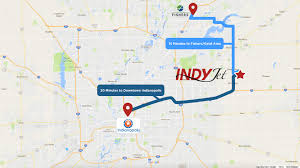 Mount Comfort Airport Indy Jet Experience The Fastest Way To Indianapolis