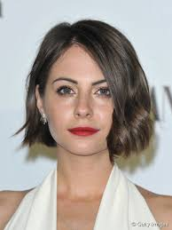 chin length hairstyles 2015 willa holland hairstyle inspiration try her wavy chin length bob