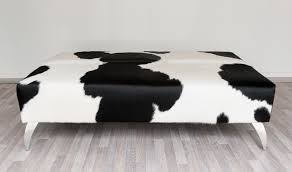 Cowhide For Sale Furniture Cowhide Ottoman For Your Furniture Ideas