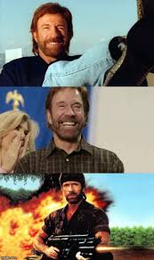 Chuck Norris Meme Generator - awesome pun chuck norris blank template imgflip