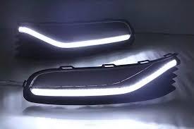 Led Drl Eosuns Led Drl Daytime Running Light For Volkswagen Vw Polo 2015