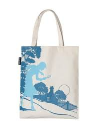 nancy drew tote bag out of print