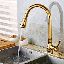 Gooseneck Faucet Kitchen by Sinks And Faucets Gooseneck Faucet With Sprayer Kitchen Sink