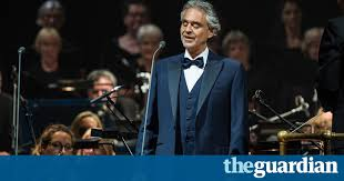 Blind Italian Singer Time To Say Goodbye Andrea Bocelli U0027s Battle With Blindness Inspires Big Screen Story