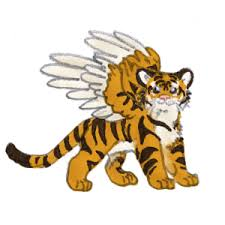 tiger wings by notua on deviantart