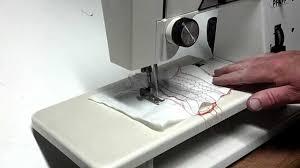 pfaff sewing machine manual vintage pfaff 297 1 embroidery sewing machine pattern test