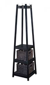 Entryway Solutions Coat Rack With Shelf Foter