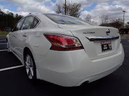 nissan altima 2015 price used 2015 used nissan altima 4dr sedan i4 2 5 sl at platinum used cars