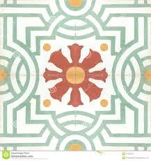 kitchen floor tile tileretro ceramic patterns vintage flooring