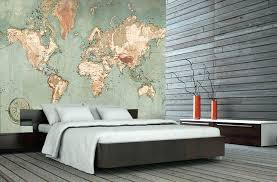 tapisser une chambre tapisser une chambre poster gacant carte tapisser une en deux