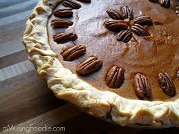 Crustless Pumpkin Pie by Diabetic Friendly Pumpkin Pie A Musing Foodie