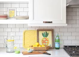 Kitchens With Yellow Cabinets Kitchen Renovation Reveal Resources Jenna Burger