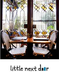 Private Dining Rooms Los Angeles The Little Door Best Most Romantic Restaurant In Los Angeles Ca
