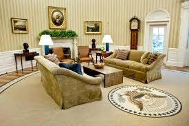 oval office coffee table