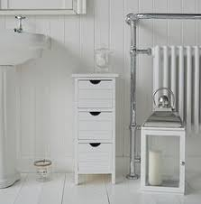 Freestanding White Bathroom Furniture Narrow 20 Cm Wide Bathroom Freestanding Bathroom Storage Furniture
