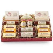 hickory farms free shipping on gift baskets hickory farms