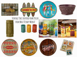Disney Home Decorations by Vintage Tiki Inspired Home Decor From Walt Disney World Shy