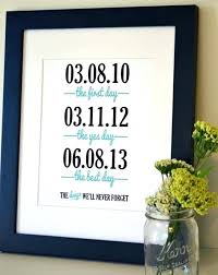 wedding anniversary gift ideas for him 3 year anniversary gift for him 3 year wedding anniversary gift
