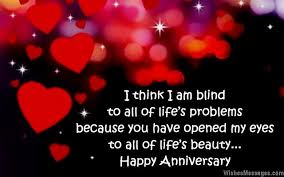 Wedding Wishes Husband To Wife Anniversary Wishes For Wife Quotes And Messages For Her