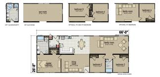 floor plans of homes manufactured homes floor plans redman homes