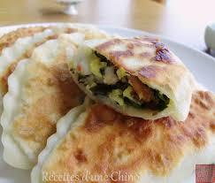 chausson cuisine recettes d une chinoise petits chaussons aux ciboulettes chinoises
