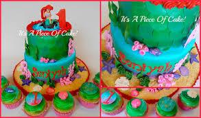 the mermaid cake mermaid birthday cake for fondantfriday