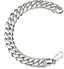 bracelet link silver sterling images 30g heavy cuban double curb chain link 925 sterling silver mens jpg