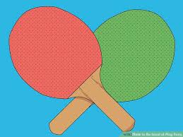 table tennis racket for beginners how to be good at ping pong 15 steps with pictures wikihow