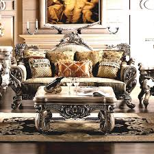 Living Room Set Furniture Formal Traditional Living Room Sets Luxury Sofa Set Furniture