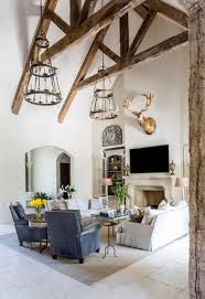 rustic living room tables home decor rustic living room chandelier white fabric sofa blue