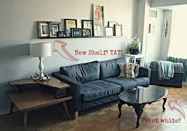 bright ikea living room design in minimalist style interior design