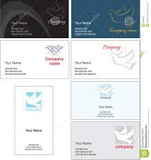 business card template design vector file stock photos image