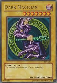 yu gi oh starter deck yugi single dark magician ultra rare near