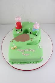 George Pig Cake Decorations Children U0027s Birthday The Fairy Cakery Cake Decoration And