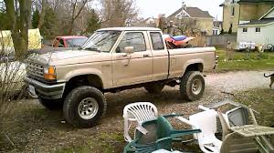 ford ranger lifted 1989 ford ranger 4x4 pre safety check youtube