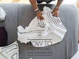 bathroom towel folding designs my web value