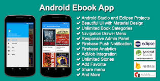 android studio ui design tutorial pdf android ebook app by solodroid codecanyon