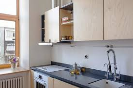 58 sqm open studio apartment in kiev ukraine