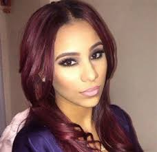 cyn santana burgundy hair cyn santana burgundy hair 230 best images about cyn santana love