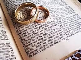 weddings rings are wedding rings biblical