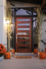 our modern front door withheart