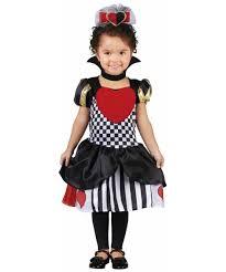 Queen Hearts Size Halloween Costume Queen Hearts Toddler Disney Costume Disney Costumes